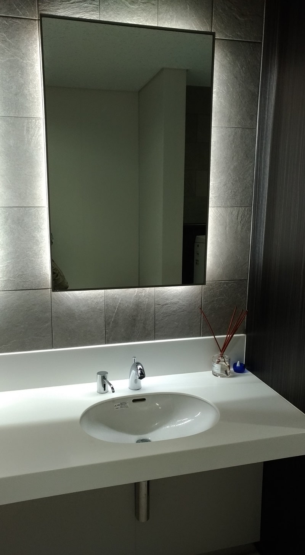 IBJ 洗面所